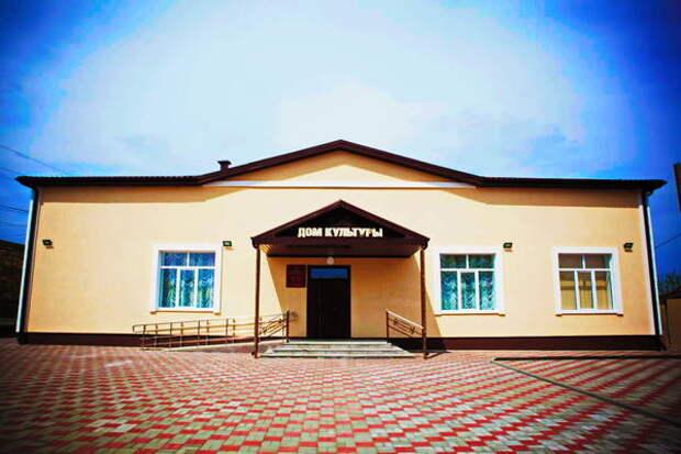 В селе Дружба Карачаево-Черкесии строится новый Дом культуры