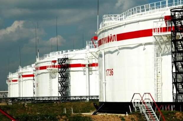 """Чистая прибыль """"ЛУКОЙЛа"""" во 2 квартале выросла на 20,5%"""