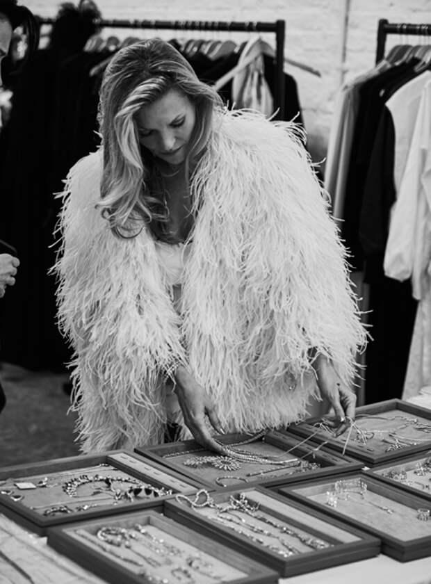 Кейт Мосс представила дебютную коллекцию украшений
