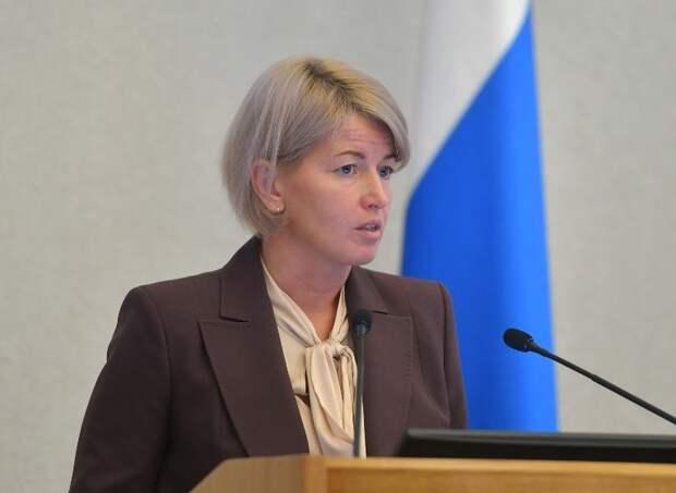 Госсовет Удмуртии одобрил кандидатуру Ольги Абрамовой на пост вице-премьера региона