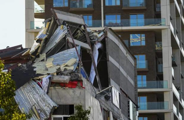 Число погибших под завалами в Бельгии выросло до пяти