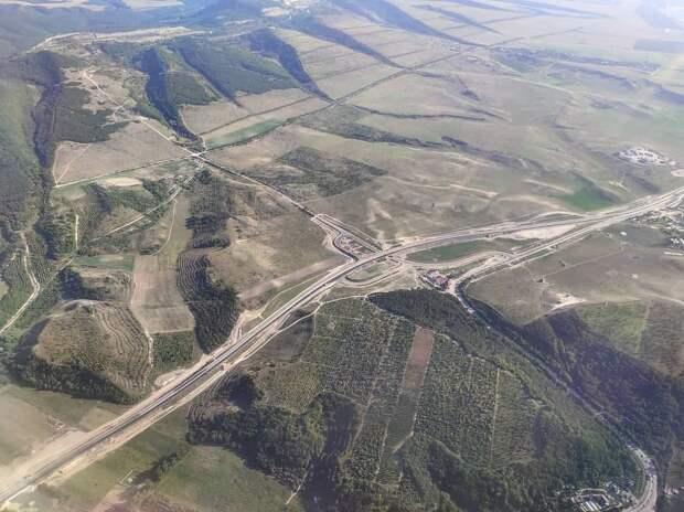 В Крыму начали подсыхать леса из-за недостатка влаги