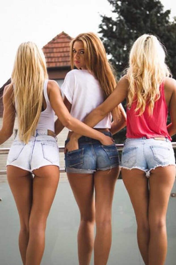 Три сестры из Румынии покорили пользователей сети (20 фото)