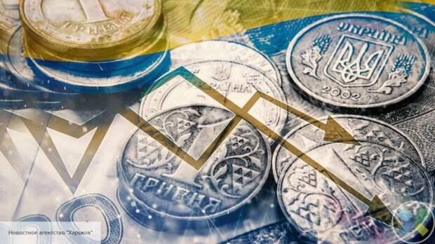 Межбанк фиксирует стремительное падение гривны: на Украине начался валютный ажиотаж