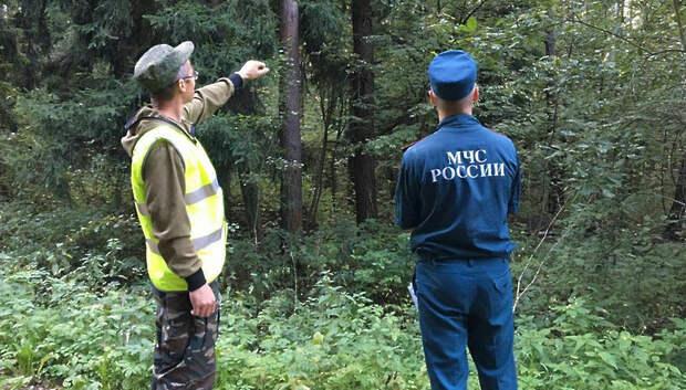 Спасатели вывели из леса свыше 460 заблудившихся жителей области с 2018 г