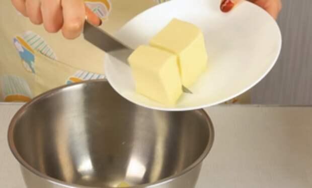 Рогалики на сметане и маргарине с повидлом