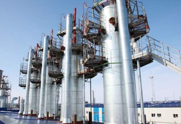 Газодобыча «Газпрома» преодолела планку 2011 года