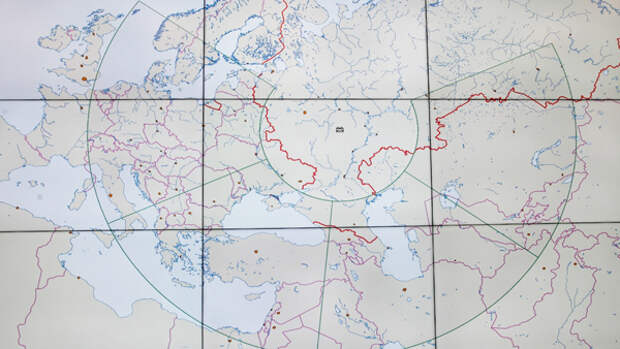 Вдоль границ России решили создать сплошную систему обнаружения крылатых ракет