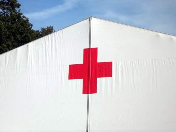 Красный крест закупил защитные средства для крымских медиков на 350 тысяч рублей