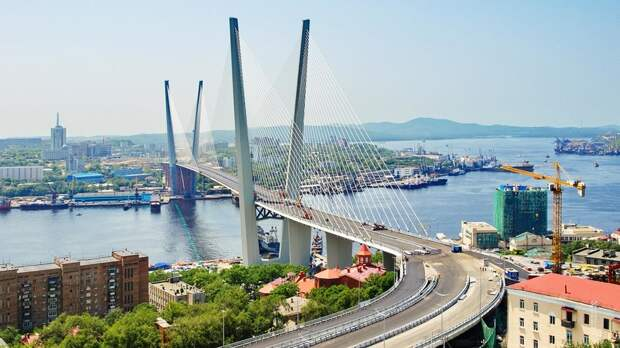 10 захватывающих видов Владивостока (ФОТО)