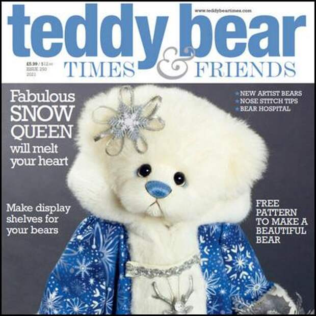 Teddy Bear. Times & Friends №250 2021