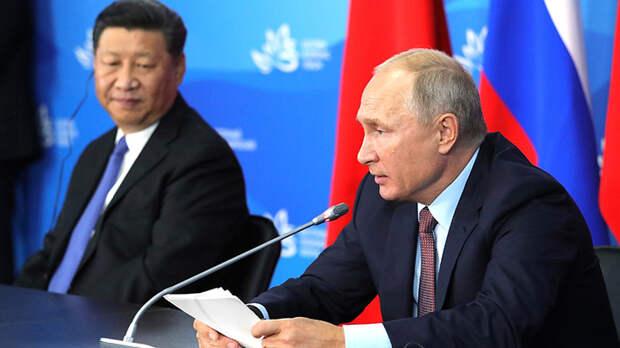 Россия и Китай нашли способ одолеть врагов – США в ужасе сдают Украину