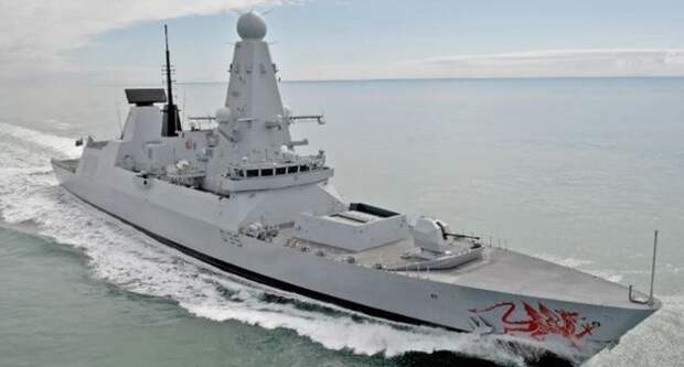 Москва загнала королевский британский флот в порт Одессы