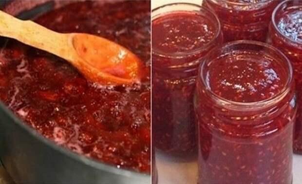 Варенье-пятиминутка из любой ягоды: сохраняем все витамины!