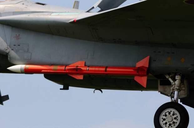 «Воздушный охотник» JNAAM ставит под вопрос потенциал Су-35С и МиГ-35. Первые итоги от задержки проекта РВВ-АЕ-ПД