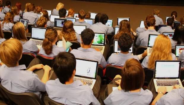Школьники из СЗАО приняли участие в дистанционной конференции «Подросток и закон»