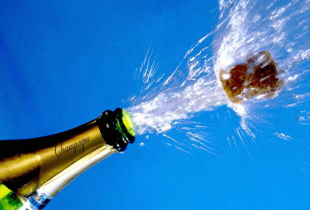 Шампанское отмечает 353-летие