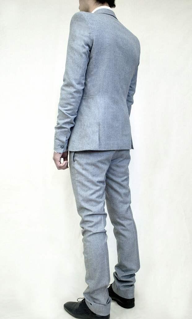 Изюминки мужских костюмов (подборка)