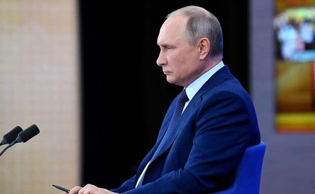 Путин рассказал о своих планах выдвижения в президенты