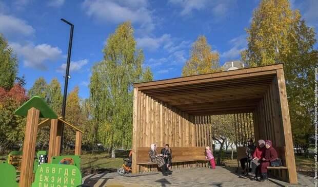 Проект реконструкции Парка Победы вНижнем Тагиле получил высокую оценку властей