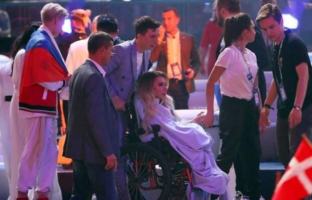 Самойлова не прошла в финал «Евровидения-2018»