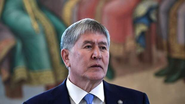 Экс-президента Киргизии перевели из СИЗО в больницу из-за пневмонии