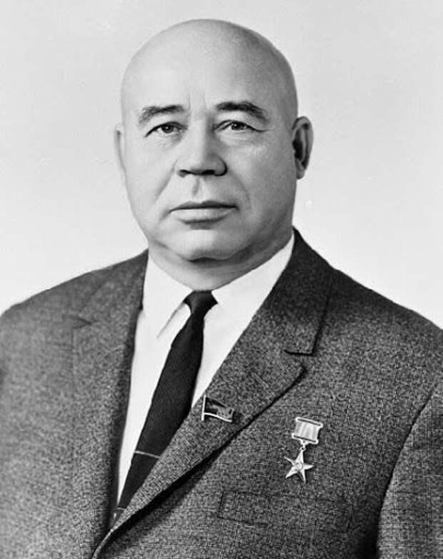 Пётр Шелест, первый секретарь ЦК КПУ в 1963-1972 гг.