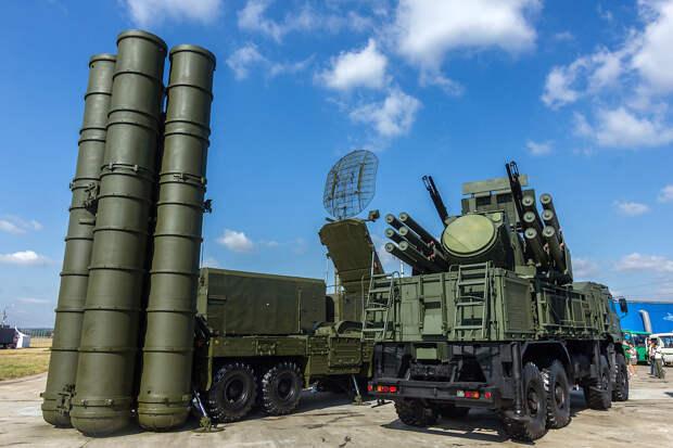 Россия создаст «непробиваемый купол»