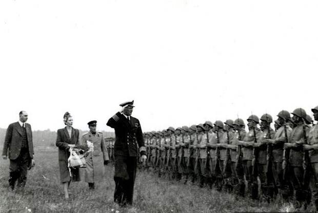 Бои после Победы: как Красная Армия воевала в Дании