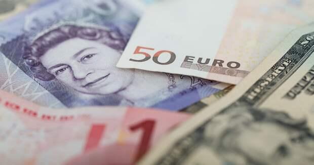 Официальные рыночные курсы инвалют на 22 октября установил Нацбанк Казахстана