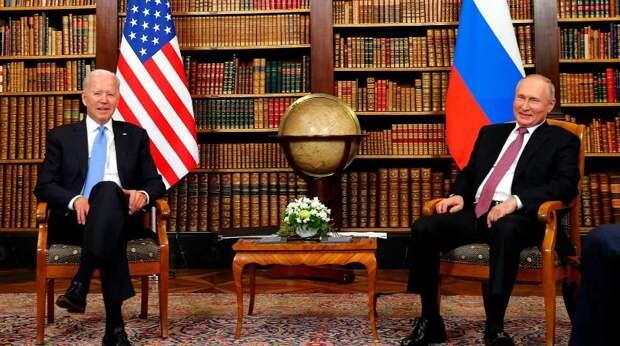 Что почувствовал Байден во время встречи с Путиным