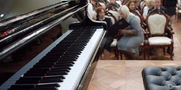 Школа искусств на Ферганской бесплатно обучит более трехсот детей