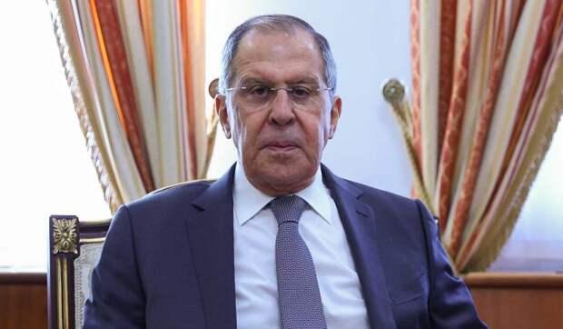 Лавров призвал Украину перестать питать иллюзии в отношении США