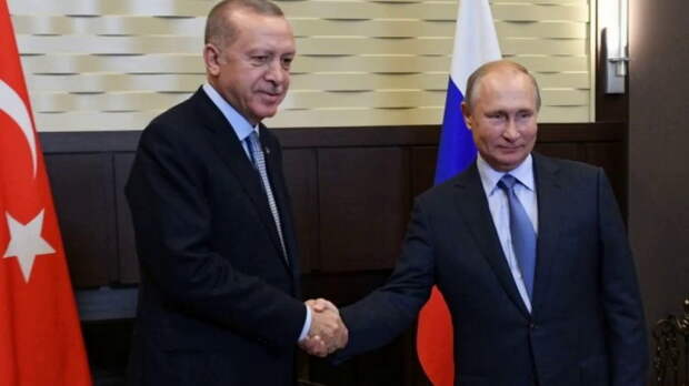 Мнение: «Эрдогану не удалось понравиться Байдену. Пришлось ехать к Путину»