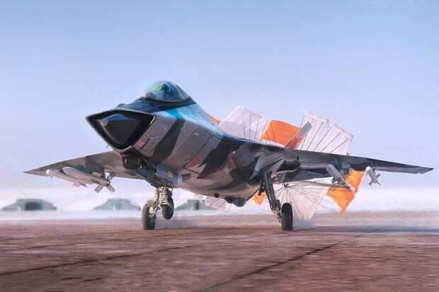 Самый засекреченный проект РФ: появились подробности о перехватчике будущего МиГ-41