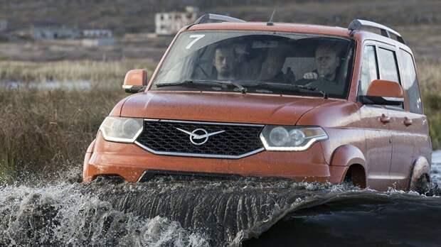 УАЗ поднял цены на популярные модели