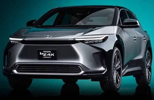 Почему Toyota не выпускает электромобили: ответ удивит