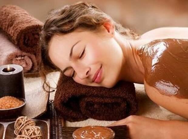 Шоколад как средство ухода за телом