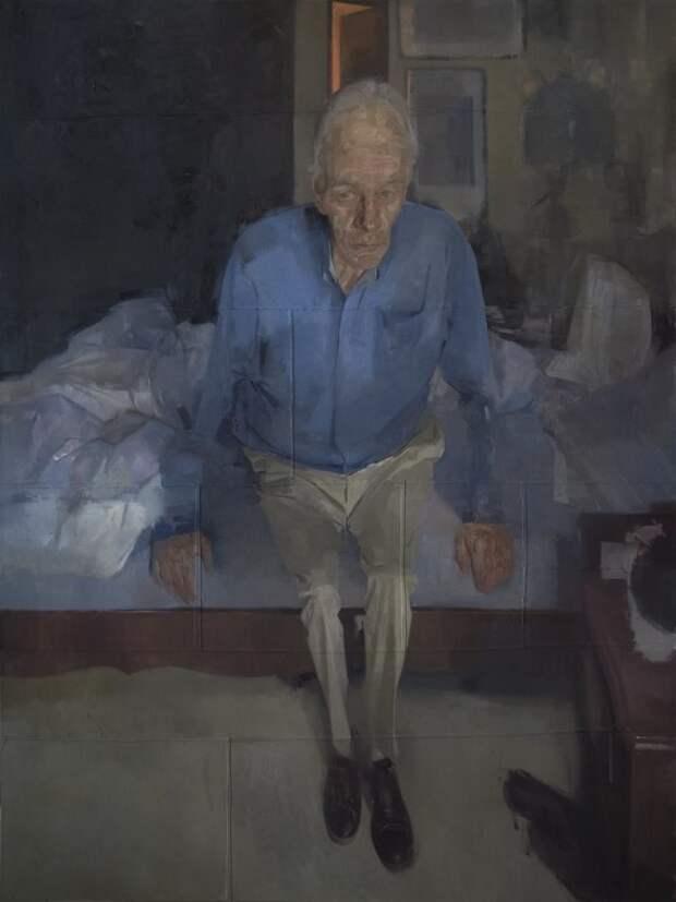 Колумбийский художник. Nicolas Uribe