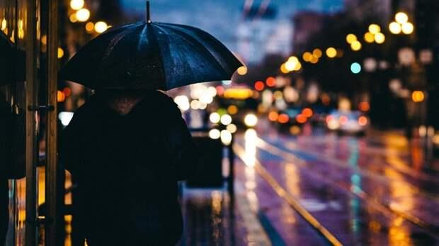 Кратковременные дожди пройдут в Крыму в воскресенье