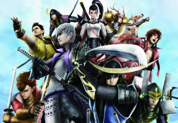 Sengoku Basara 4: Sumeragi Anniversary Edition - грядёт переиздание ураганного экшена!
