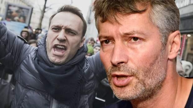 Ройзман отказался от выдвижения в Госдуму и метит на место Навального