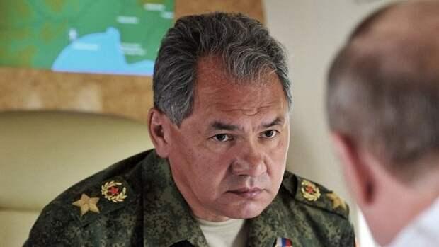 """Шойгу: """"Войны с Украиной не будет, это невозможно! """""""