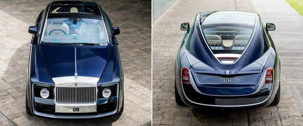 Назван ТОП-5 самых дорогих автомобилей в мире!!