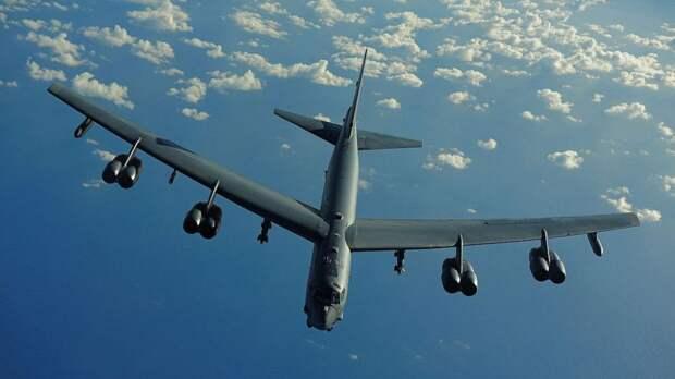ВВС США отработали нанесение ракетных ударов по военным объектам России