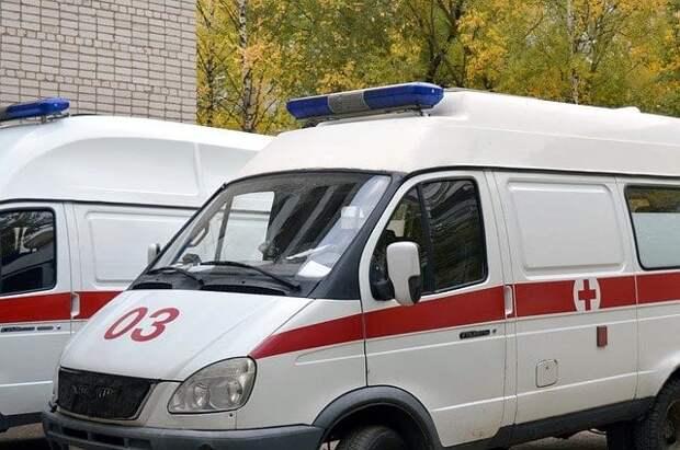 На пожаре в селе Дядьково Рязанского района пострадал человек