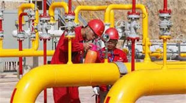 Потребление природного газа в Китае