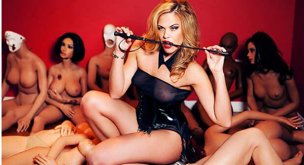 Секс-куклы в фотопроекте Стейси Ли «Средние американцы» 39