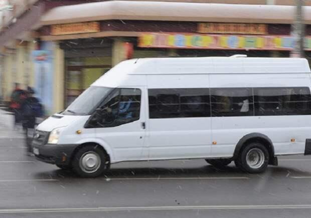 Забавный случай в автобусе