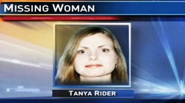 История Тани Райдер, которая провела 8 дней вупавшем вовраг автомобиле